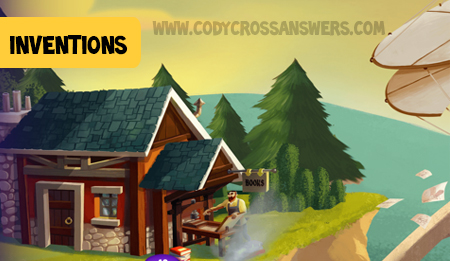 CodyCross Inventions Answers